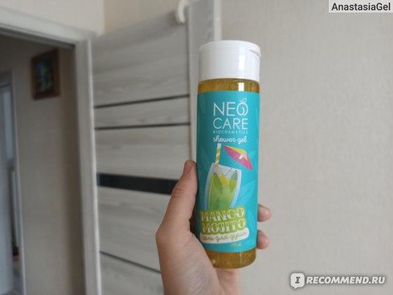 "Гель для душа Neo Care ""Mango Mojito"" фото"