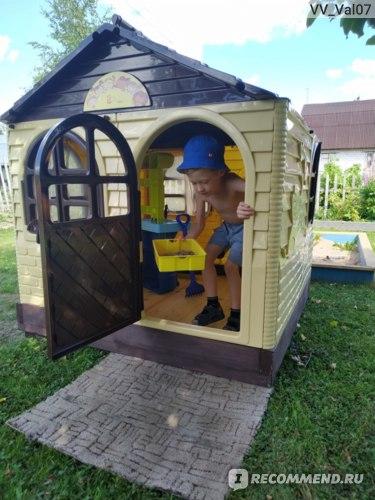 Детские товары Doloni toys Игровой домик фото