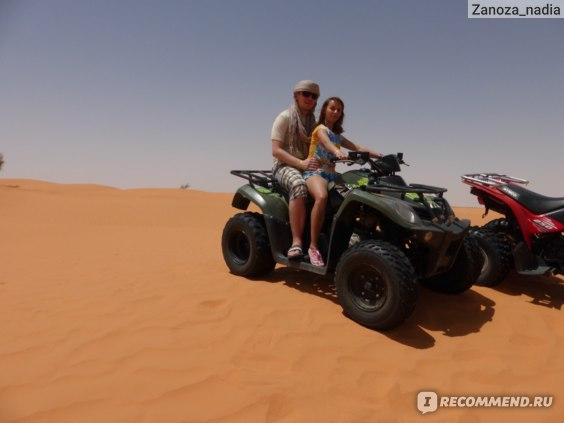 Тунис, однодневная экскурсия в Сахару фото