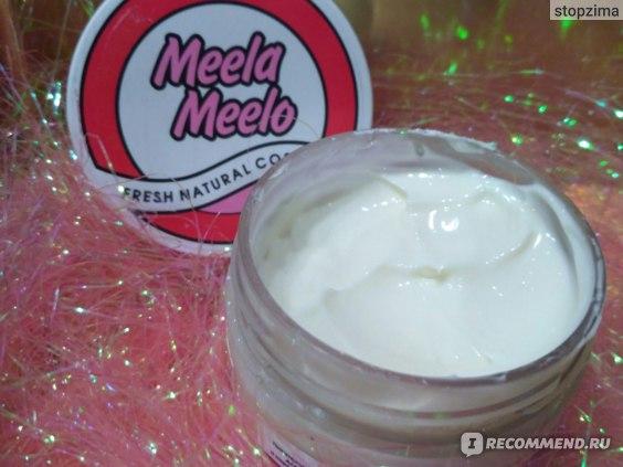 """Крем для лица Meela Meelo """"Шоколадное суфле"""" фото"""