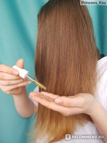 Масло для волос Levrana 7 (Blend Dry Oil 7) отзыв Princess_Ksu