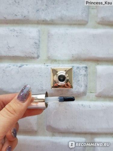 Верхнее покрытие с гелевым блеском Gel Shine 3D Top Coat отзыв Princess_Ksu
