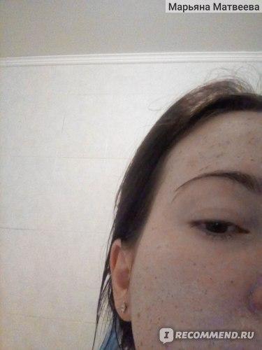 Наношу скраб на очищенную, слегка увлажненную кожу