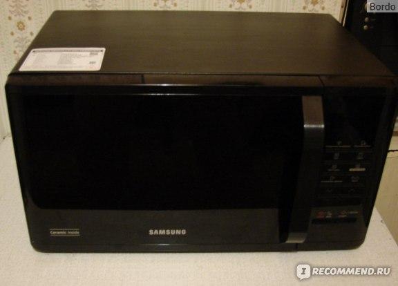 Микроволновая печь Samsung MG23K3513AK: печь целиком