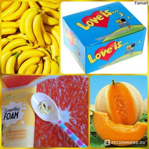Крем-пенка для умывания Bielenda Заряжающая энергией с бананом, дыней, пребиотиком