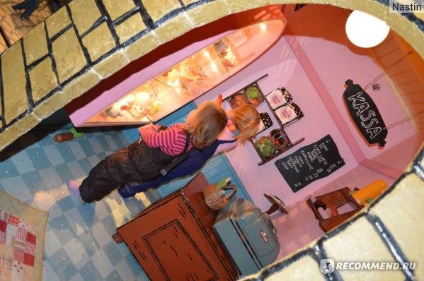 "в ""кафе"" музея :)"