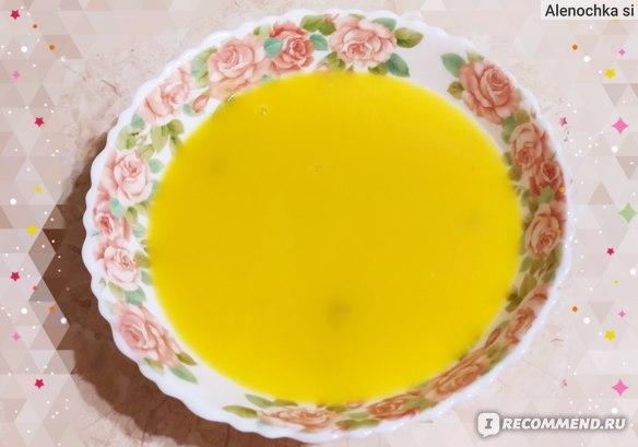 Суп пюре из тыквы с семечками