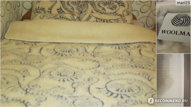 Постельные принадлежности из шерсти Lama Gold фото