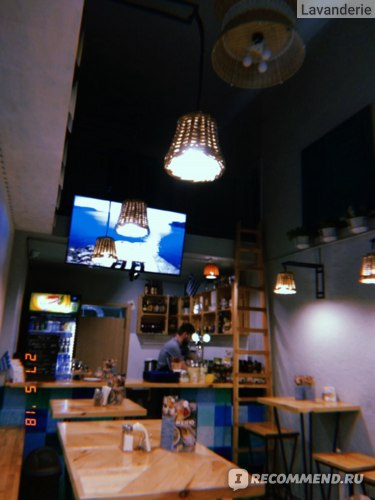 The gyros bistro, Екатеринбург фото