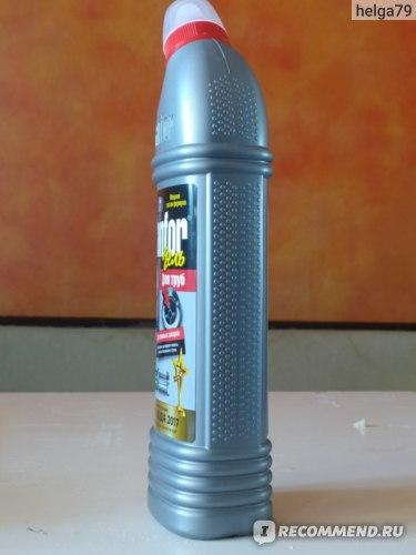 Средство для прочистки труб (гель) Sanfor  фото