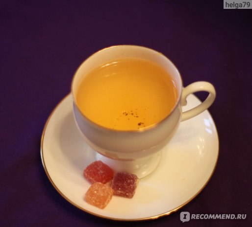 немного сладостей, чтобы подчеркнуть вкус чая