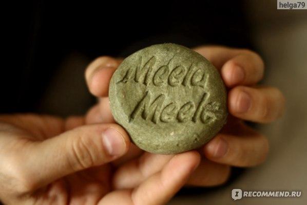 """Твердый шампунь Meela Meelo """"Зелёное море"""". Оздоровление фото"""