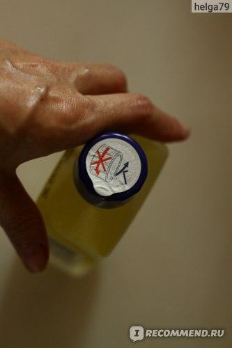 """Очиститель для посудомоечных машин Clean & Fresh """"Лимонное дерево"""", двухфазный фото"""