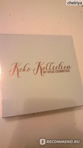 Набор помад Kylie Cosmetics Koko Kollection фото