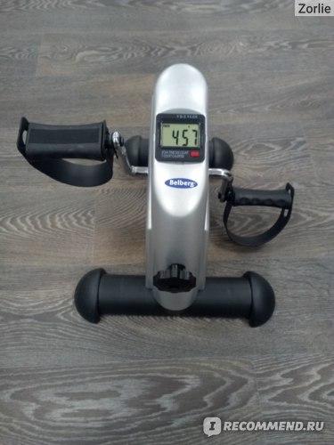 Мини велотренажер Belberg BE-02