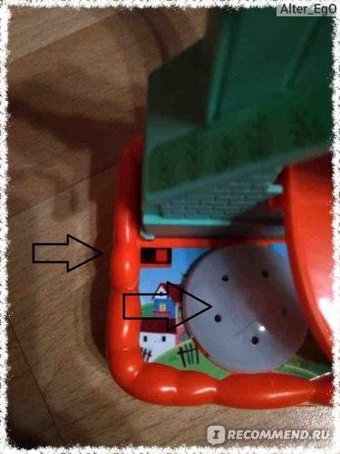 PLAY THE GAME Музыкальная горка Арт. ХС8064-3 фото