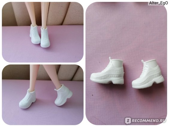 Aliexpress Комплект обуви для куклы Барби Randomly Picked 10 Pairs Colorful Assorted Fashion Colorful Doll Shoes Heels Sandals For Barbie Dolls Accessories Outfit Dress фото
