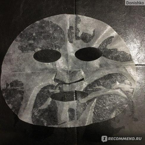 Это одна из защитных частей маски