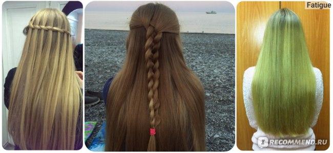 """Маска для волос Cosmetex Roland  восстанавливающая и разглаживающая для поврежденных волос """"Loshi-идеальная гладкость"""" фото"""