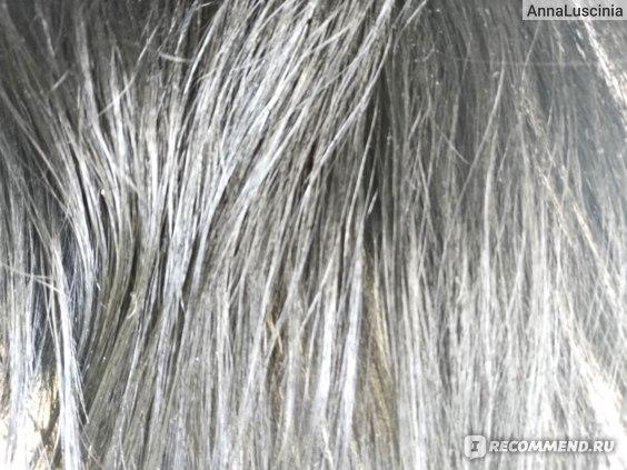 Сухие и намагниченные волосы. Маска для сухих и ослабленных волос Прелесть.