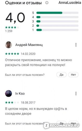 Отзывы пользователей Мобильное приложение Poop Map