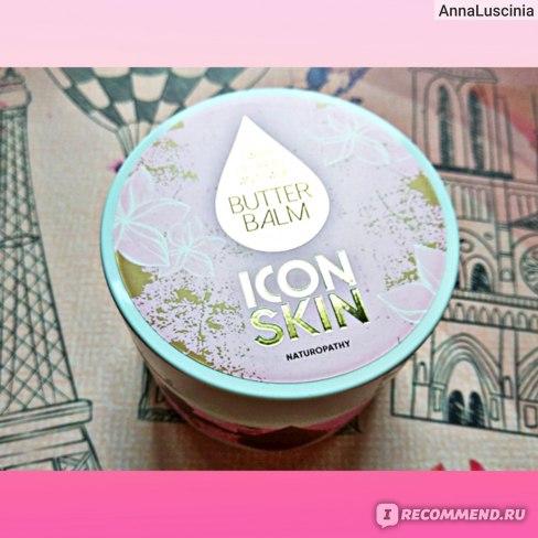 """Бальзам-баттер Icon Skin """"Tahiti secrets"""""""