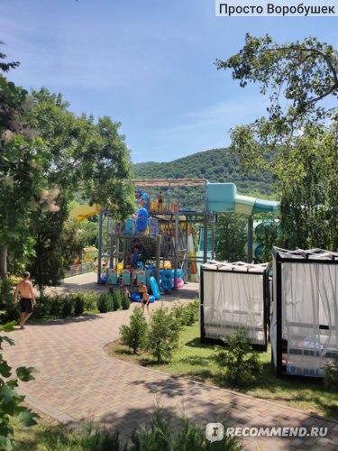Аквапарк Goodzone, Пос. Архипо-Осиповка фото