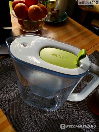 Фильтр-кувшин для воды Brita Maxtra+ фото