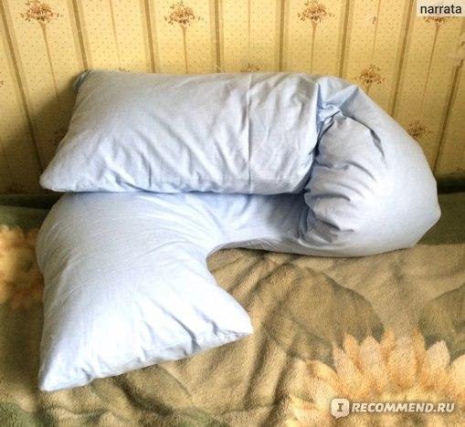 Подушка для беременных Ловец Снов Big J 280х35 фото