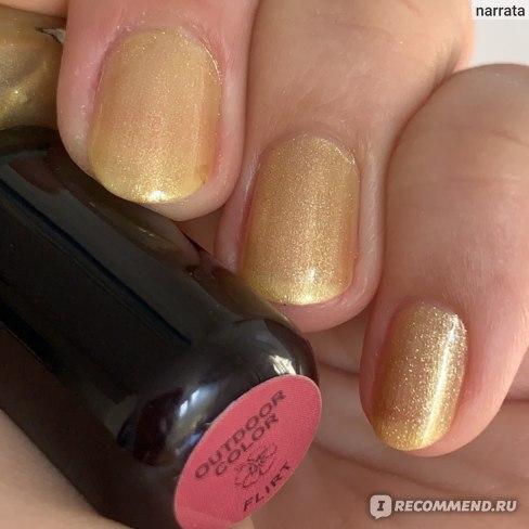 Лак для ногтей Del Sol Color changing nail polish фото