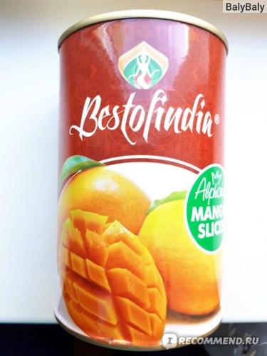 Bestofindia Дольки манго
