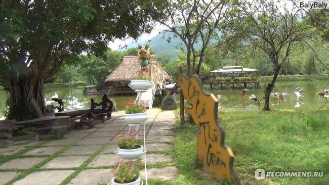 Экскурсия на водопад Янг Бей, Нячанг, Вьетнам фото