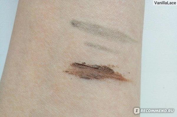 Тинт для бровей Clio professional Kill Brown для придания эффекта татуажа фото