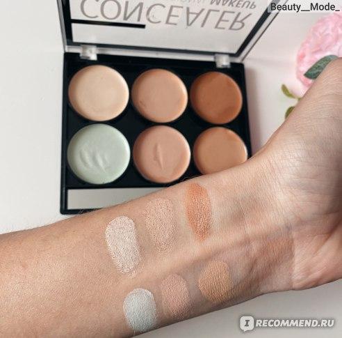 Lavelle collection concealer CFF01-01 отзыв