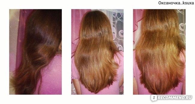 Бальзам для волос Gliss kur экстремальный объем и восстановление фото