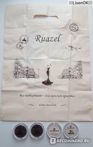 Интернет магазин косметики и парфюмерии Ruazel - ruazel.ru фото
