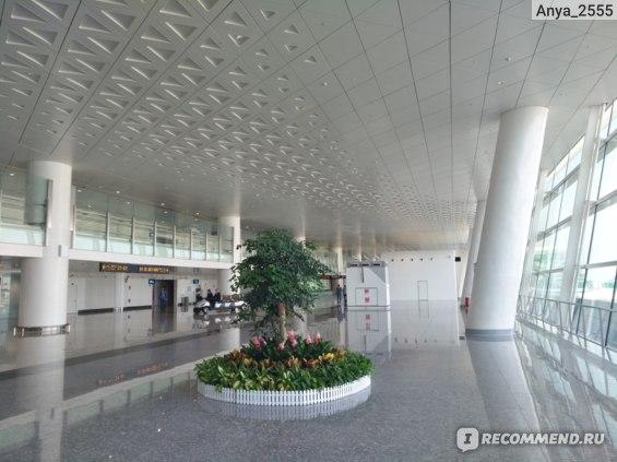 Аэропорт Вухани