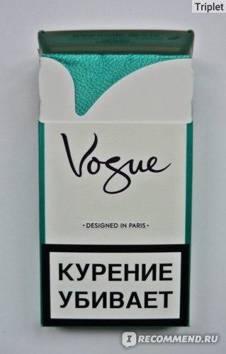 vogue blanche сигареты купить в москве