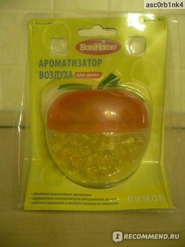 Ароматизатор для помещений Bon Home Fix Price фото