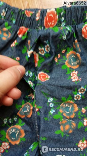 Шорты AliExpress Girls clothes flowers ruffle pants denim shorts for kids summer beach children clothing print baby girl floral jeans sport фото