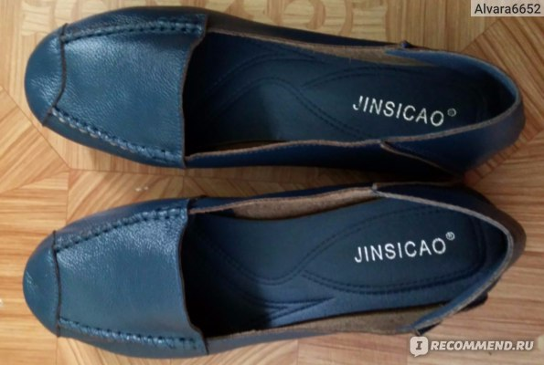 Мокасины Aliexpress Women genuine leather flat shoes round toe flats women casual flat shoes comfortable moccasin фото