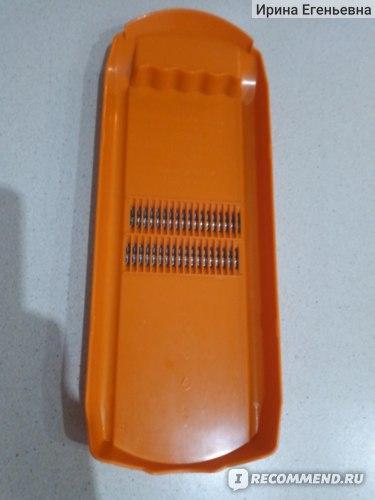 """Овощерезка Borner для корейской моркови Роко Модель """"Тренд"""" фото"""
