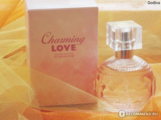 Avon Charming love фото