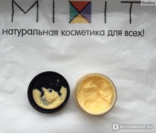 Маска для лица MIXIT для сухой кожи с маслом облепихи фото
