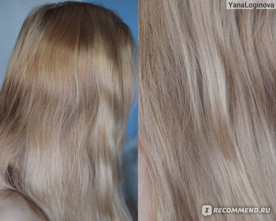 Маска для волос INNature Интенсивное восстановление