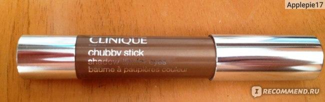 Тени - карандаш для век CLINIQUE Chubby Stick Shadow Tint for Eyes фото
