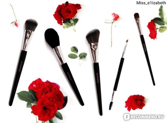 Кисти для макияжа Sephora COLLECTION Pro  фото