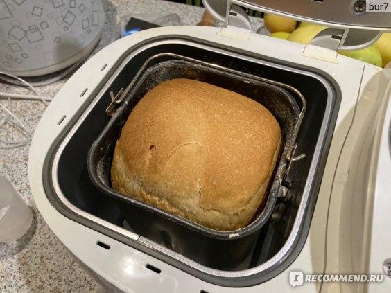 Автоматическая хлебопечь для приготовления хлеба, кекса и джема. Великие реки Кума-1 фото