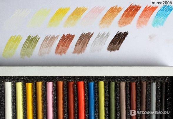 OLKI - пастель сухая фото