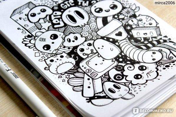 Капиллярная ручка для рисования Aliexpress Sketch Liner/Brush 0.03mm/0.05mm/0.1mm/0.3/0.5/0.8/1.0mm Water Resistant Gundam Drawing Pen Design/Comic Painting Supplies фото